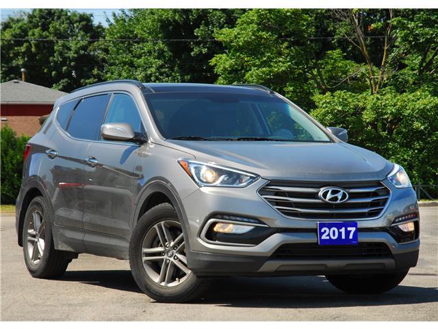 2017 Hyundai Santa Fe Sport 2.4 Luxury (Stk: 59156AX) in Kitchener - Image 1 of 1