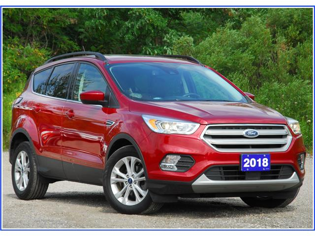 2018 Ford Escape SEL (Stk: 59130A) in Kitchener - Image 1 of 16