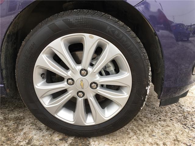 2016 Chevrolet Spark 1LT CVT (Stk: A2527) in Saskatoon - Image 9 of 16