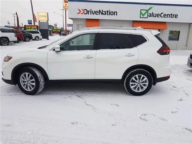 2018 Nissan Rogue SV (Stk: A2567) in Saskatoon - Image 2 of 21