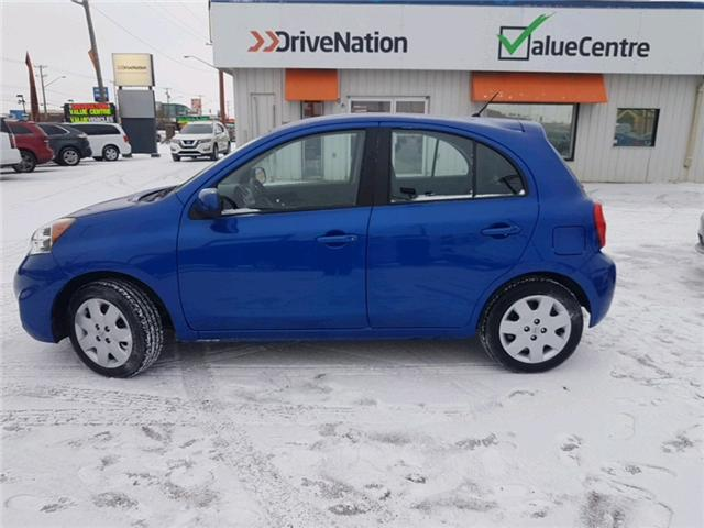 2017 Nissan Micra SV (Stk: A2562) in Saskatoon - Image 2 of 21