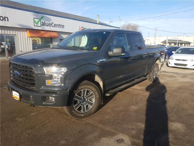 2016 Ford F-150 XLT (Stk: A2484) in Saskatoon - Image 1 of 23