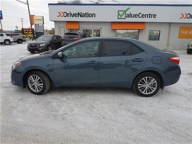 2015 Toyota Corolla LE (Stk: A2607) in Saskatoon - Image 2 of 23