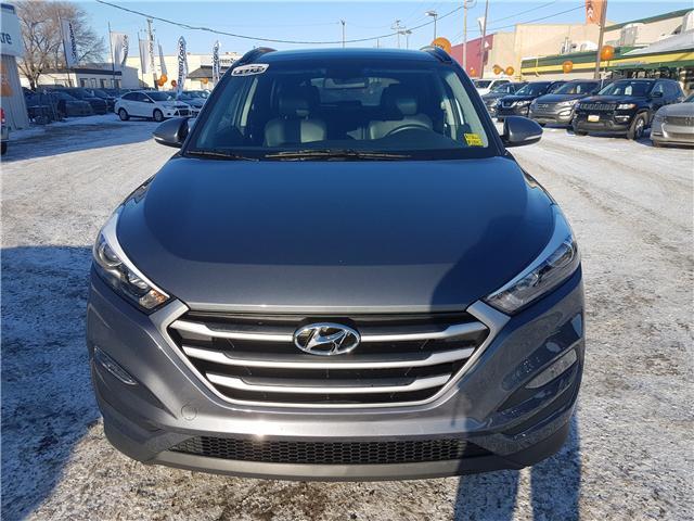2018 Hyundai Tucson SE 2.0L (Stk: A2624) in Saskatoon - Image 9 of 23