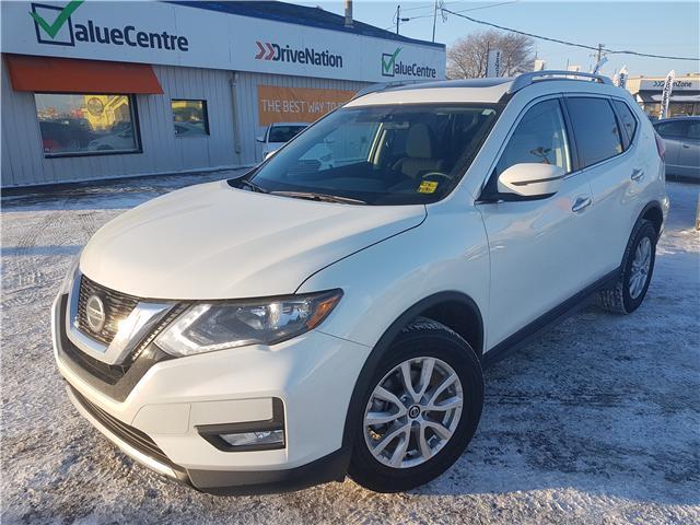 2018 Nissan Rogue SV (Stk: A2625) in Saskatoon - Image 1 of 22