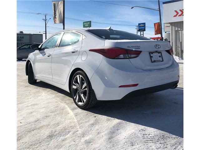 2016 Hyundai Elantra GLS (Stk: A2642) in Saskatoon - Image 3 of 15