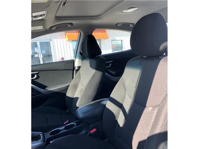 2016 Hyundai Elantra GLS (Stk: A2642) in Saskatoon - Image 8 of 15