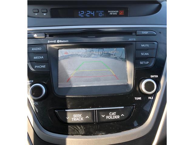 2016 Hyundai Elantra GLS (Stk: A2642) in Saskatoon - Image 11 of 15