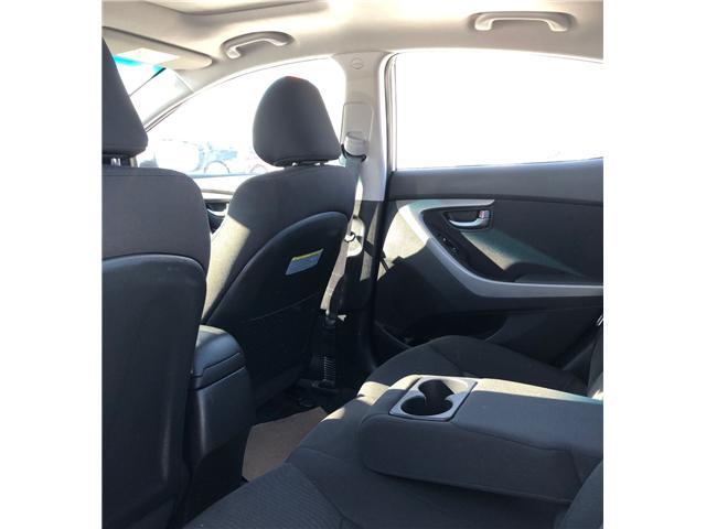 2016 Hyundai Elantra GLS (Stk: A2642) in Saskatoon - Image 14 of 15