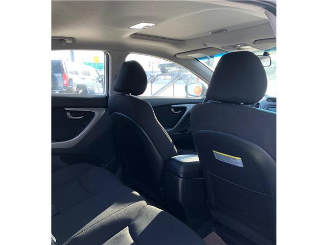 2016 Hyundai Elantra GLS (Stk: A2642) in Saskatoon - Image 13 of 15