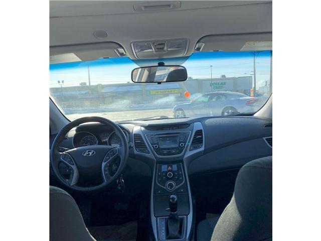 2016 Hyundai Elantra GLS (Stk: A2642) in Saskatoon - Image 15 of 15