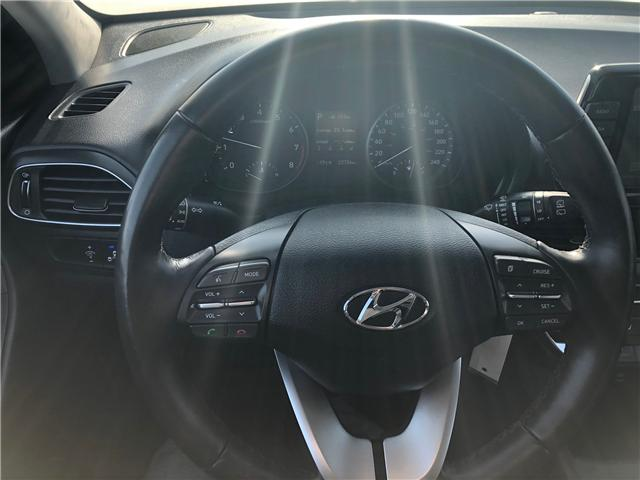 2018 Hyundai Elantra GT GL (Stk: A2647) in Saskatoon - Image 10 of 17