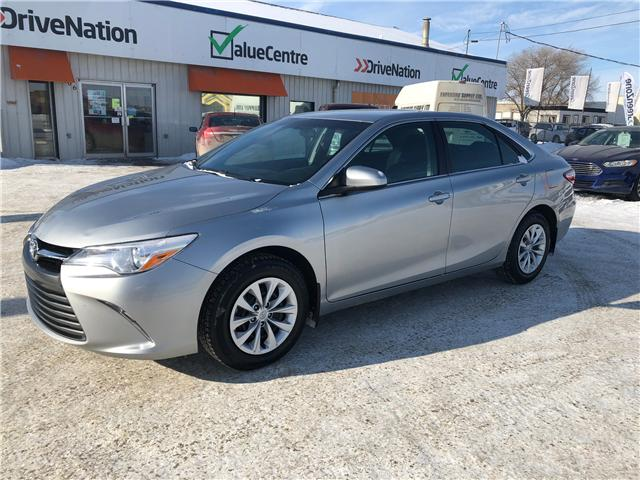 2017 Toyota Camry LE (Stk: A2653) in Saskatoon - Image 1 of 17