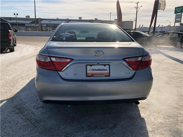 2017 Toyota Camry LE (Stk: A2653) in Saskatoon - Image 4 of 17