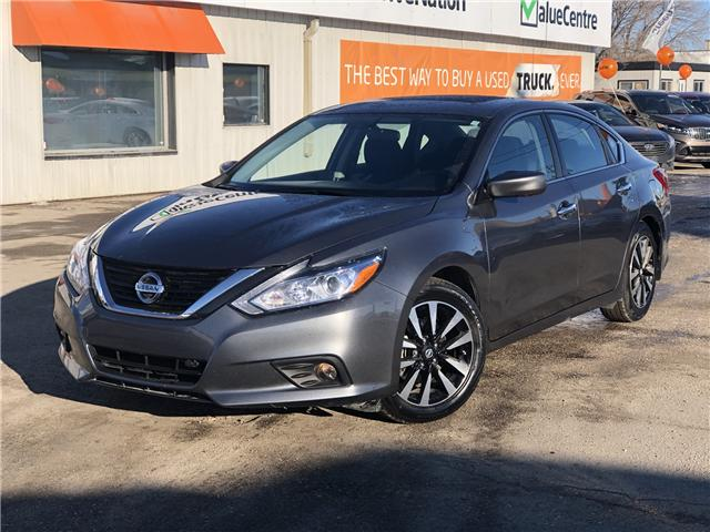 2018 Nissan Altima 2.5 SV (Stk: A2704) in Saskatoon - Image 1 of 23
