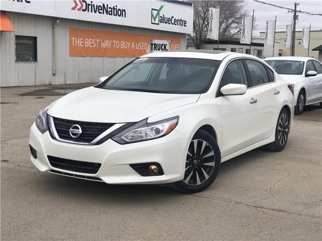 2018 Nissan Altima 2.5 SV 1N4AL3AP0JC165481 A2709 in Saskatoon