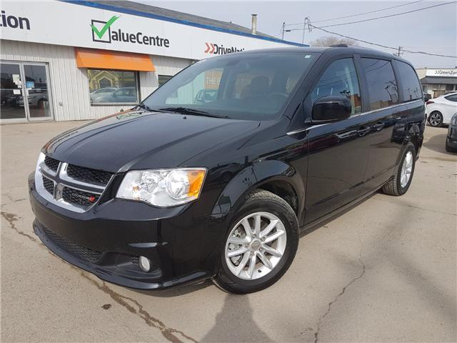 2018 Dodge Grand Caravan CVP/SXT (Stk: A2743) in Saskatoon - Image 1 of 22