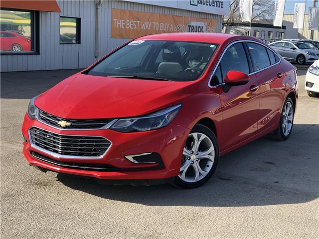 2018 Chevrolet Cruze Premier Auto (Stk: A2745) in Saskatoon - Image 1 of 20
