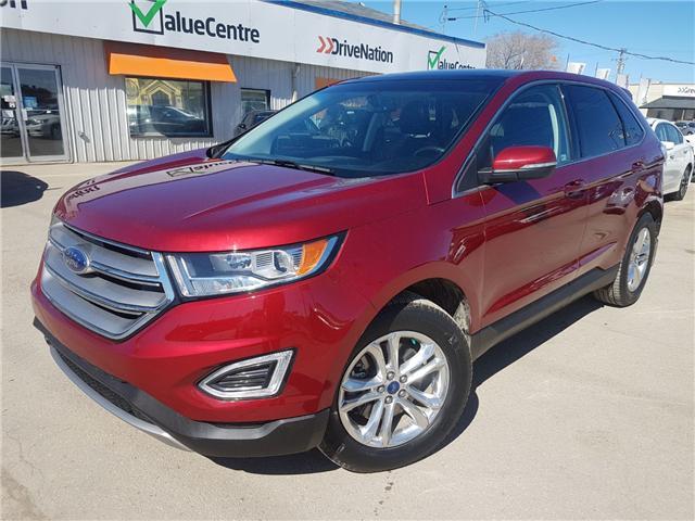 2016 Ford Edge SEL 2FMPK4J90GBC60626 A2710 in Saskatoon