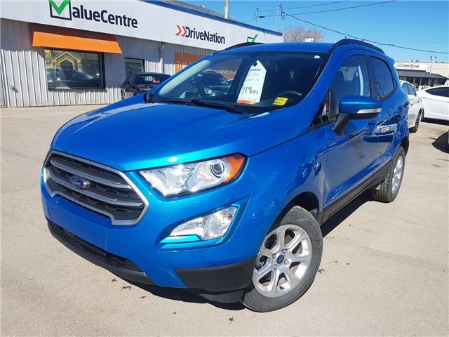 2018 Ford EcoSport SE (Stk: A2718) in Saskatoon - Image 1 of 18