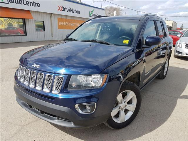 2016 Jeep Compass Sport/North (Stk: A2627A) in Saskatoon - Image 1 of 23