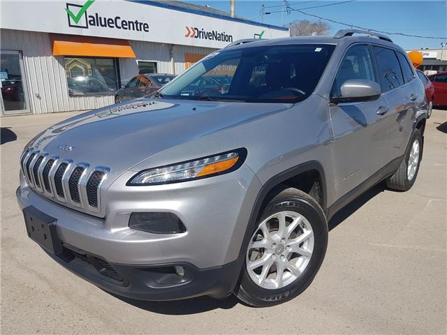 2017 Jeep Cherokee North (Stk: A2767) in Saskatoon - Image 1 of 24