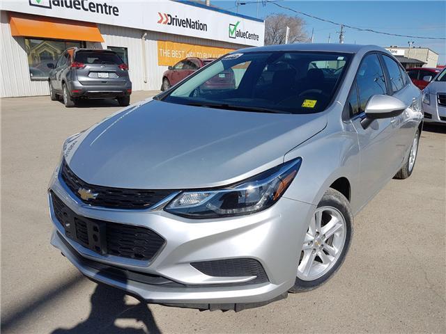 2017 Chevrolet Cruze LT Auto (Stk: A2770) in Saskatoon - Image 1 of 23