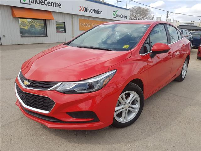 2018 Chevrolet Cruze LT Auto (Stk: A2690) in Saskatoon - Image 1 of 22