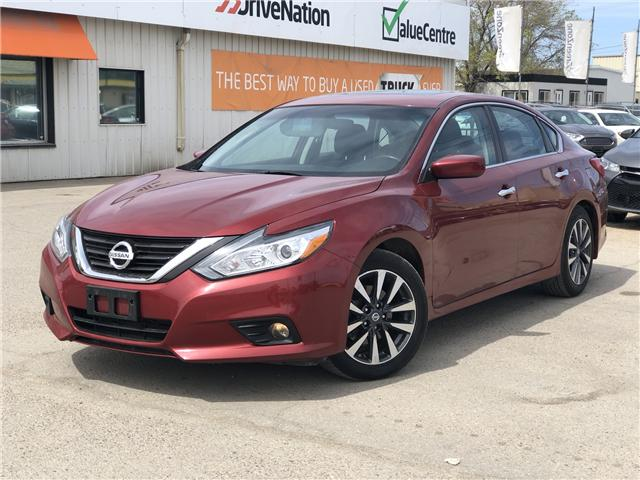 2017 Nissan Altima 2.5 SV (Stk: A2804) in Saskatoon - Image 1 of 25