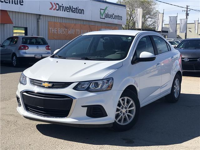 2018 Chevrolet Sonic LT Auto (Stk: A2808) in Saskatoon - Image 1 of 20