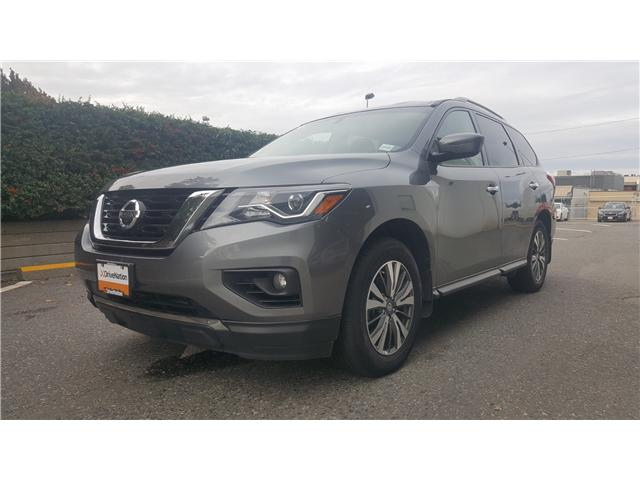 2017 Nissan Pathfinder SV (Stk: G0073) in Abbotsford - Image 1 of 21
