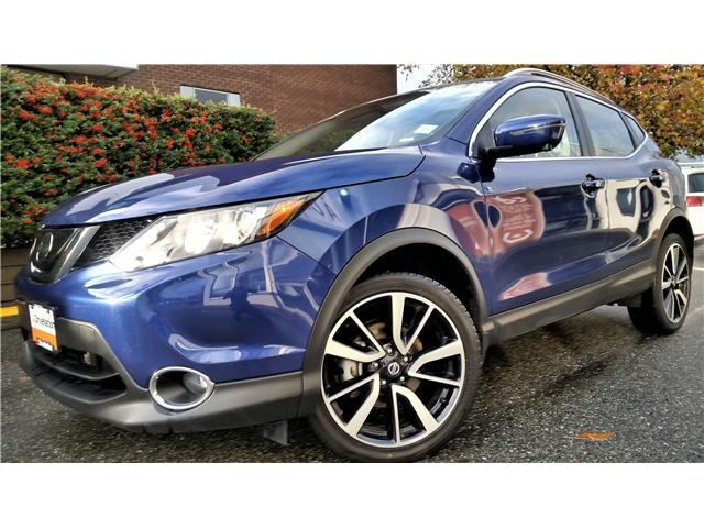 2018 Nissan Qashqai SL (Stk: G0088) in Abbotsford - Image 1 of 18