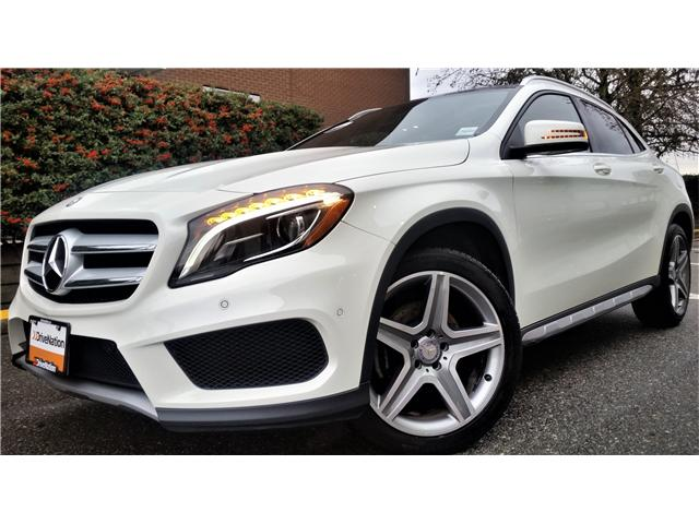 2015 Mercedes-Benz GLA-Class Base (Stk: G0036) in Abbotsford - Image 1 of 23