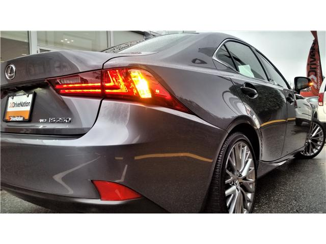 2015 Lexus IS 250 Base (Stk: G0048) in Abbotsford - Image 5 of 20