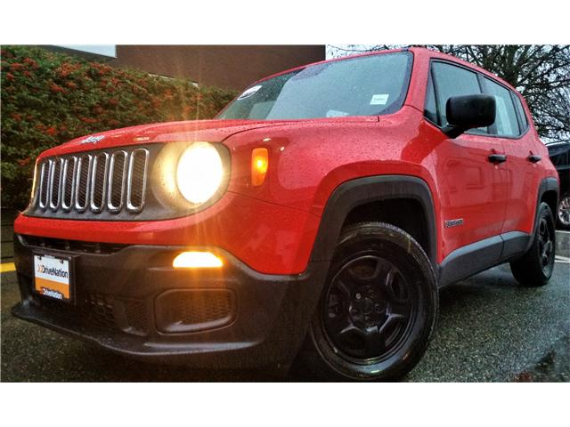 2015 Jeep Renegade Sport (Stk: G0021) in Abbotsford - Image 1 of 18