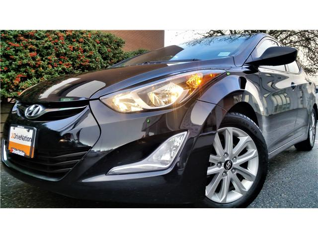 2015 Hyundai Elantra Limited (Stk: G0001) in Abbotsford - Image 1 of 21