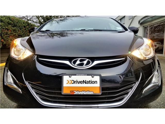 2015 Hyundai Elantra Limited (Stk: G0001) in Abbotsford - Image 2 of 21
