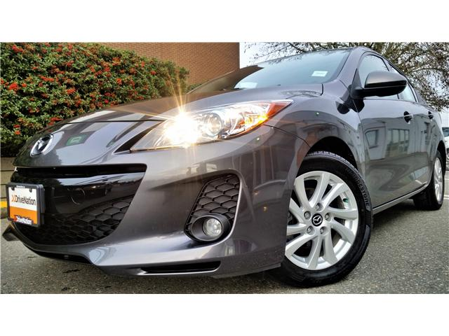 2013 Mazda Mazda3 GS-SKY (Stk: G0037) in Abbotsford - Image 1 of 23