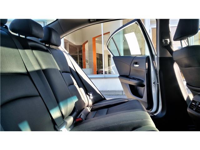2015 Honda Accord EX-L V6 (Stk: G0041) in Abbotsford - Image 18 of 21