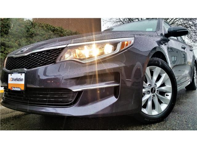 2018 Kia Optima LX+ (Stk: G0114) in Abbotsford - Image 1 of 20