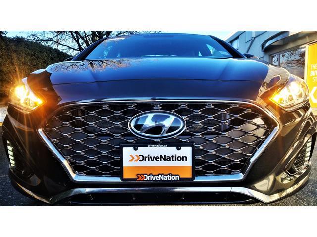 2018 Hyundai Sonata 2.4 Sport (Stk: G0113) in Abbotsford - Image 2 of 21