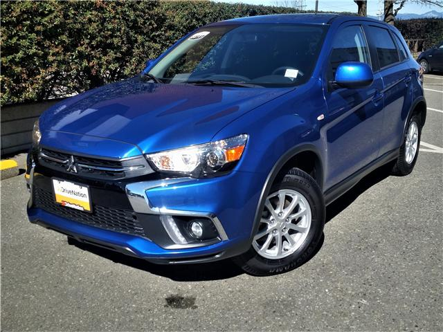 2018 Mitsubishi RVR SE (Stk: G0087) in Abbotsford - Image 1 of 17
