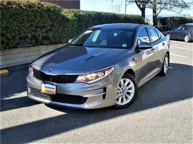 2018 Kia Optima LX+ (Stk: G0120) in Abbotsford - Image 1 of 23