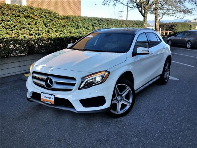 2015 Mercedes-Benz GLA-Class Base (Stk: G0036) in Abbotsford - Image 1 of 24