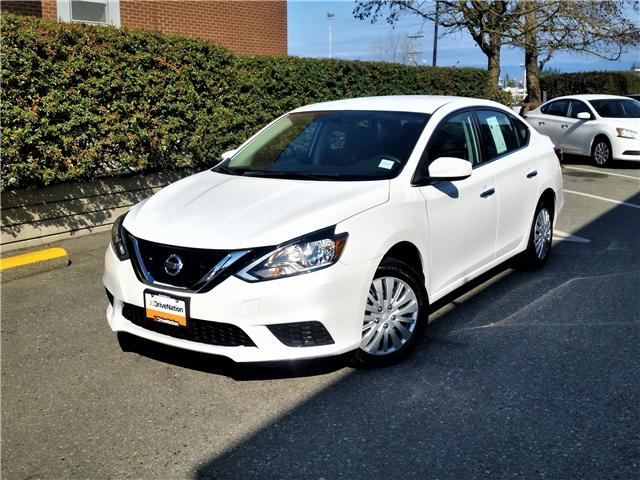 2016 Nissan Sentra 1.8 S (Stk: G0130) in Abbotsford - Image 1 of 22