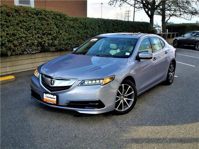 2015 Acura TLX V6 Tech (Stk: G0047) in Abbotsford - Image 1 of 23