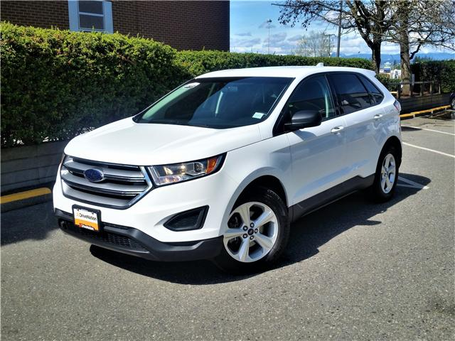 2015 Ford Edge SE (Stk: G0124) in Abbotsford - Image 1 of 21