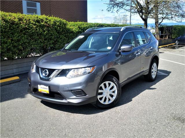 2016 Nissan Rogue S (Stk: G0129) in Abbotsford - Image 1 of 20