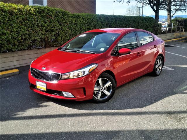 2018 Kia Forte LX (Stk: G0134) in Abbotsford - Image 1 of 16
