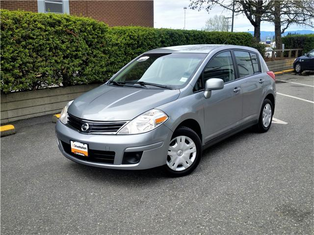 2011 Nissan Versa 1.8S (Stk: G0145A) in Abbotsford - Image 1 of 17